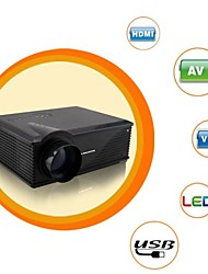 HD LCD Theater Business Projector  3500lm 1280x800 with HDMI*2  VGA TV AV USB*2  S-Video(PH580S)