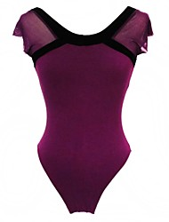 Ballet Leotards Women's Cotton Ballet Practice Leotards(More Colors)