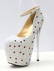 sapatas das mulheres sexy rodada calcanhar toe stiletto bombas partido sapatos mais cores disponíveis