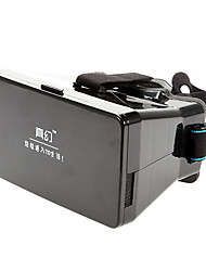 nieuwe 3D-bril voor iPhone 5 / 5s / 06/06 plus samsung 3d films video virtual reality bril
