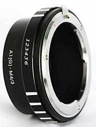Nikon F-Mount g AF-S af Objektiv auf micro 4/3 m43 Adapter E-pl6 E-m1 om-d GH4 GF6