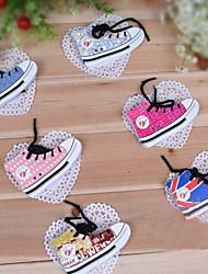 scarpe a forma di blocco note-set di 40 (consegna casuale)