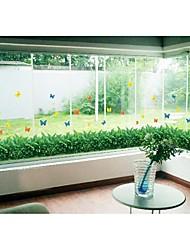 стикеры стены Наклейки на стены, стиль небольшой травы наклейки стены PVC