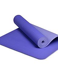 Yoga Mats ( Azul , tpe ) - 8.0