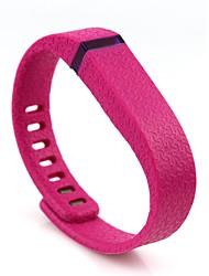 Remplacement de la petite taille du poignet en caoutchouc bande pour Fitbit bracelet flex bracelet à puce