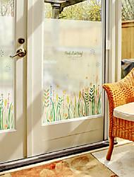 """60 * 80см (24 """"W * 31"""" L) статическая пленка матовое стекло пленка окна - удачи каждый день"""