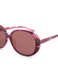 Wangcl Polarized Oversized Acetate Retro Sunglasses