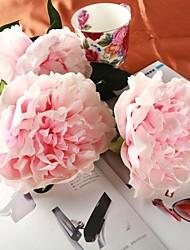 """2pcs arte Pink Peony artificial flor 29.1 """"radical para o casamento e decoração de casa"""
