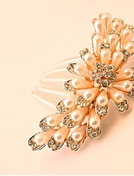 Beautiful Bride Popular Fashion Boutique Luxury Rhinestone Hair Comb