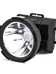 ZUKE ZK1693 Rechargeable 2-Mode 1x Cree LED 3W Headlamp(180LM, Black)