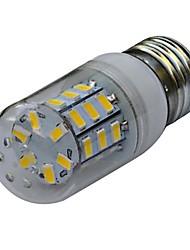 6W E26/E27 LED Corn Lights T 30 SMD 5730 480-450lm lm Warm White / Cool White AC 220-240 V