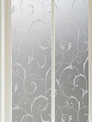 Frosted glass film window stickers affixed grilles static-free plastic translucent opaque