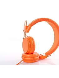 BEBEONCOOL™   Headset Headphones with Integrated Microphone for Smartphones(Assorted Colors)