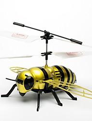 justone j063 беспилотный 2-канальный пчелы стиль ИК-R / C Вертолет открытый