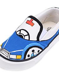 zapatos infantiles consuelan talón plano de las zapatillas de deporte de moda los zapatos de lona más colores disponibles