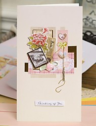 Side Fold Wedding Invitations Thank You Cards