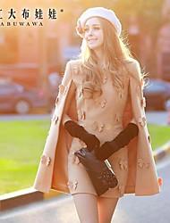 Women's Beige Dress , Casual/Party/Work Sleeveless