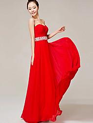 Formal Evening Dress - Ruby A-line Sweetheart Floor-length Nylon Taffeta