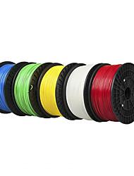 AURORA 3D Printer Filament 3D Printing Consumables Material(PLA ABS,1.75mm 3.0mm,1KG)