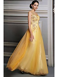 Formal Evening Dress Ball Gown Jewel