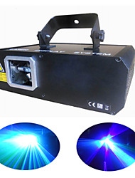 Sound Activated 500mw RGB Motor Beam Stage Laser Light