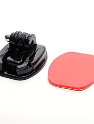 JUSTONE Universal Smooth Surface Mount Stand Kit for Gopro Series and Others