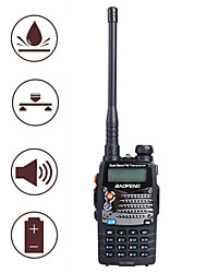 "BAOFENG UV5RA 1.5"" LCD 5W 136~174MHz / 400~480MHz Dual Band Walkie Talkie with 1-LED Flashlight (US Plug)"