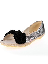 Women's Shoes Comfort   Flat Heel Flats with Applique Shoes More Colors available