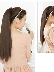 Fashion Beautiful Girl High Quality Hair Ponytail
