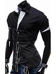 fashion fashion causale maglia maniche corte uomo Bigman di