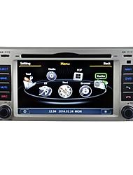 6.2 '' Auto-Stereoanlage für Hyundai Santa Fe mit 3G WIFI | Navi Wince 6.0 | bluetooth | dvd | Radio