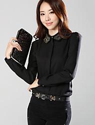 Women's OL Style Long Sleeve Shirt
