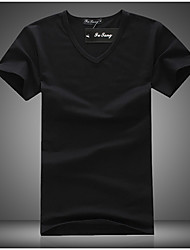 XIBIN Men's Sheath Fashion T-Shirt