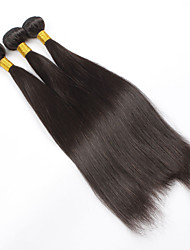 Brazilian Virgin Hair Natural colour 3Pcs 30Inch Straight Hair Weaving 100% Human Hair