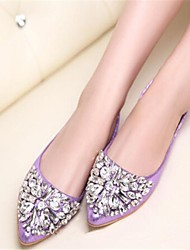 Women's Shoes Flat Heel Pointed Toe Flats Dress Shoes More Colors Available