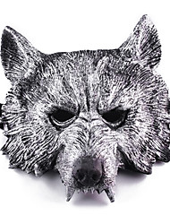 Maschere di Halloween Maschere da ballo in maschera Testa di lupo Halloween Mascherata 1