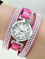 Women's Shiny Rhinestones Fashion Watch Cool Watches Unique Watches