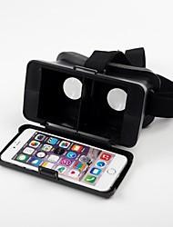 BeBonCool Cardboard Head Mount Plastic Version Virtual Reality 3D Video Glasses for Iphone 6 plus