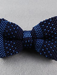 SKTEJOAN®Men's Knitted Fashion Show The Wedding Bow Tie