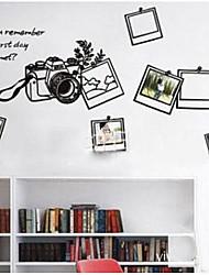 ambientale memoria rimovibile di photo frame della parete del PVC