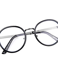 [Frame Only] Round Full-Rim Eyeglasses