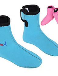 DiveSail 3mm Neoprene kids Winter Swim Snorkeling Scuba Diving Socks Boots Wet Suit  Warming Non-slip Shoes For Children