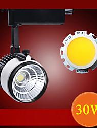 30w COB LED Spotlights The Clothing Store LED Track Light 2700lm AC85-265V