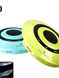 ufo mini altoparlante bluetooth v3.0 con mic tf per il iphone iphone 6 6 più (colori assortiti)