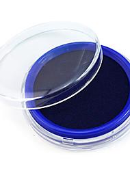 asciugatura rapida pad inchiostro blu (2 pezzi)