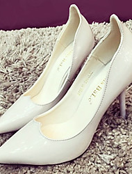 Women's Shoes Pointed Toe Stiletto Heel Leatherette Pumps/Heels Shoes More Colors available