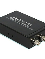 3G SDI to VGA Scaler Converter SD-SDI, HD-SDI and 3G-SDI to VGA Adapter