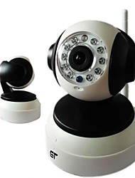 GT VIEW Wireless 1.3MP 1280*960P P2P IR HD Surveillance IP Camera(Two-way audio,Pan/Tilt)