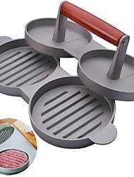 neje casal cozinha hamburger imprensa carne fabricante de moldes patty