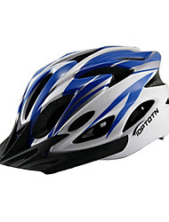 WEST BIKING® Unisex One-piece Breathable Comfortable With Detachable Brim Adjustable 18 Vents Cycling Helmet
